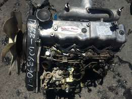H100 Hyundai Engine