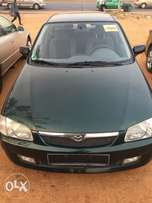 Tokunbo Mazda 323F for sale