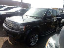 Almost new foreign used 2011 range rover sports for sale