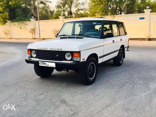 Range Rover 1992 For Sale Classic