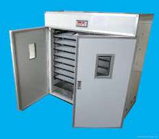 Buy a 1056 Eggs Automatic Incubator with a FREE Generator!