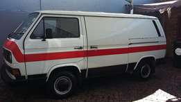VW Microbus 1.8 Panelvan - Just Serivced - For Sale