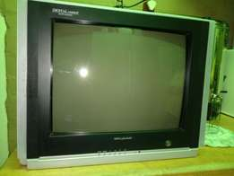 Wharfedale 54cm TV working 100% no remote for sale R650