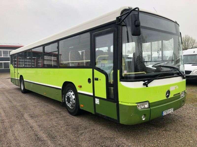 Mercedes-Benz O 345 Conecto / 550 / 315 - 2002