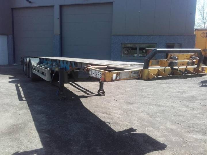 Van Hool 40F 45F containerchassis - 1994