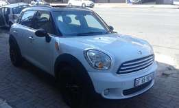 2014 Mini Countryman Cooper 1.6 Sunroof Available for Sale