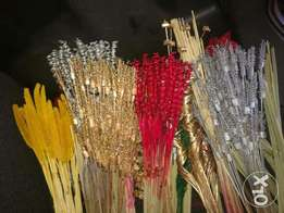 Dry flowers at 20/= wholesale