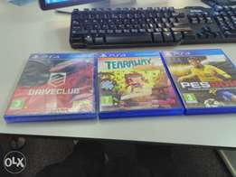 PS4 Games for sale plus brand new 7inch 3G Mobicell Tablet Bundle