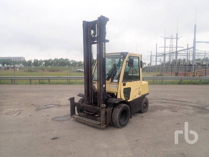 Hyster H4.0FTC - 2008