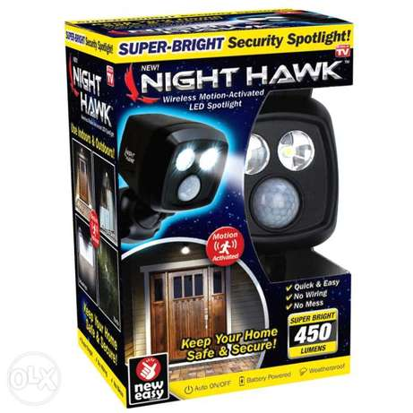 As Seen On TV Ontel Night Hawk