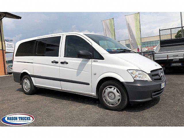 Mercedes-Benz Vito Mixto 122 CDI Long - 2014