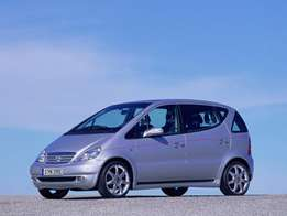 Mercedes Benz W168 A Class Replacement Parts For Sale
