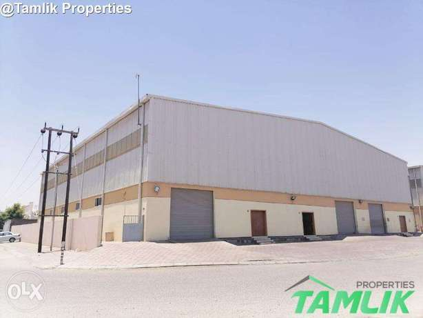 600 SQM Warehouse for Rent in Ghala |REF 240HH