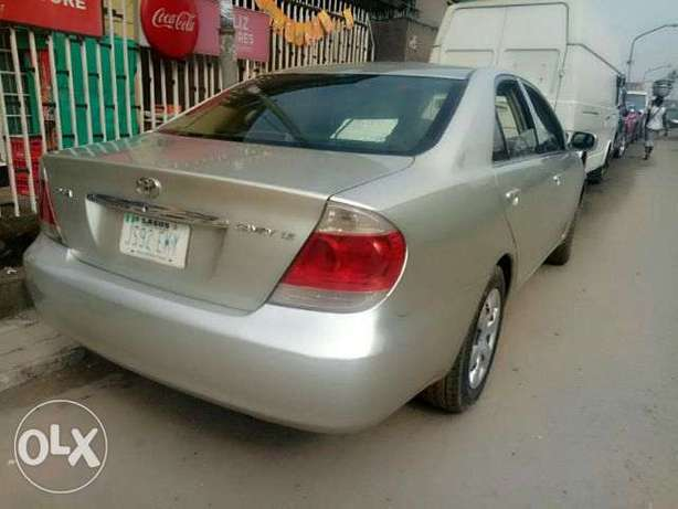 Registered Toyota Camry Big Daddy 2005 Model Mushin - image 1