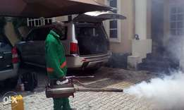 Post construction /renovation cleaning /fumigation