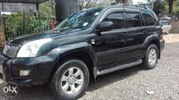 Toyota prado 2005 kbs diesel automatic buy n drive very clean,sunroof