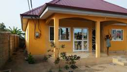 New 3 Bedrooms house for sale in Kakraba (off Tuba Road - Kasoa)