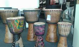 Djembe Drums Sizes 8'-13'
