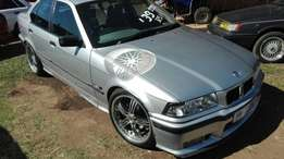 """Bmw 325I with 18""""mags"""