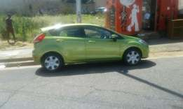 2009 Ford fiesta ambient ,93000 km for R85000