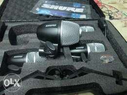 New Shure studio drum kit microphone for sale at good prices