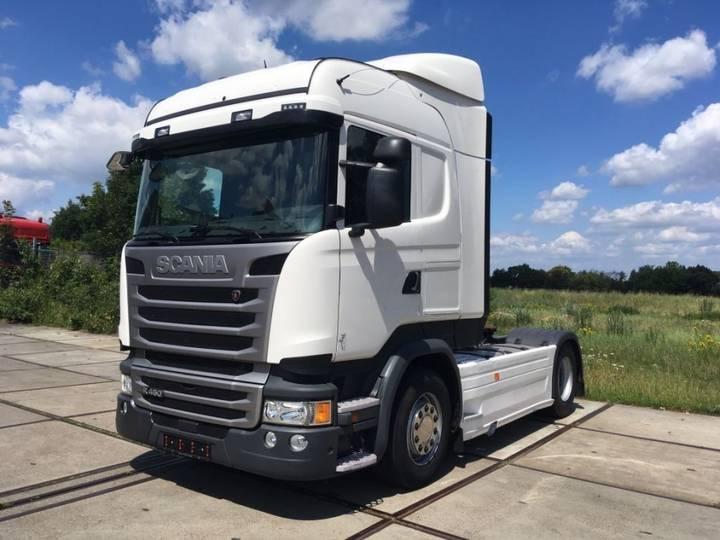 Scania R 450 LA 4X2 MNA - 2017