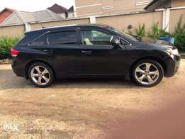 Registered 2011 Toyota Venza