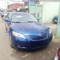 Tincan cleared 2007 Toyota Camry XLE (Blue)