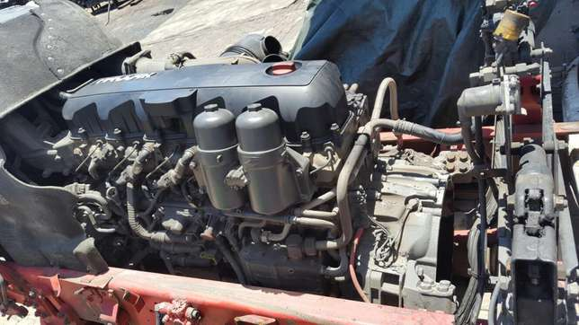 Daf xf105 460 hp engine Africa - image 1