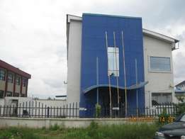 Banking Hall Available for Lease in Ojoo Market ibadan