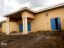 Warehouse close to obakpa junction by 82 DIV