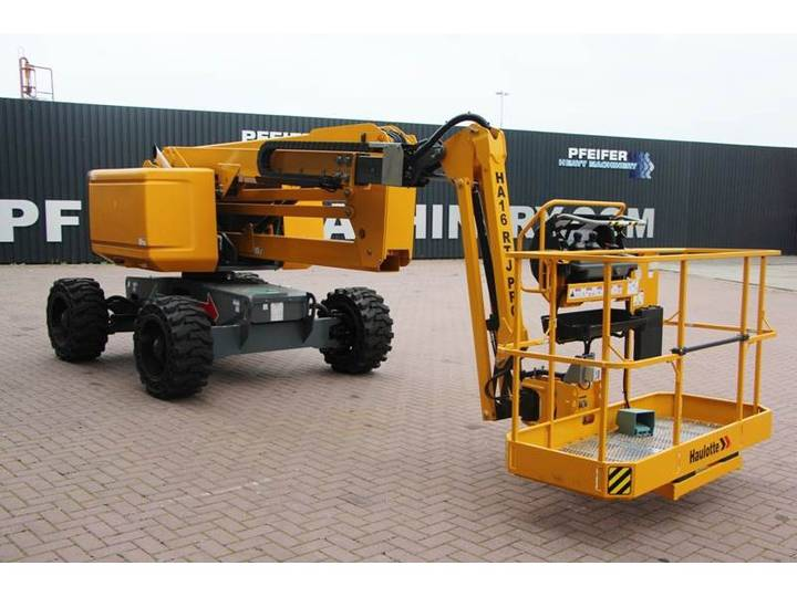 Haulotte HA16RTJPRO NEW / UNUSED, 16 m Working Height, Also - 2018 - image 10