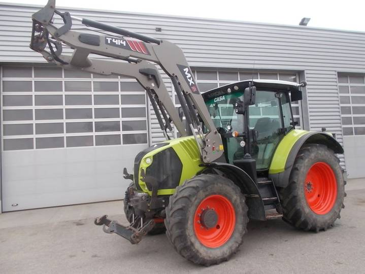 Claas arion 530 - 2017