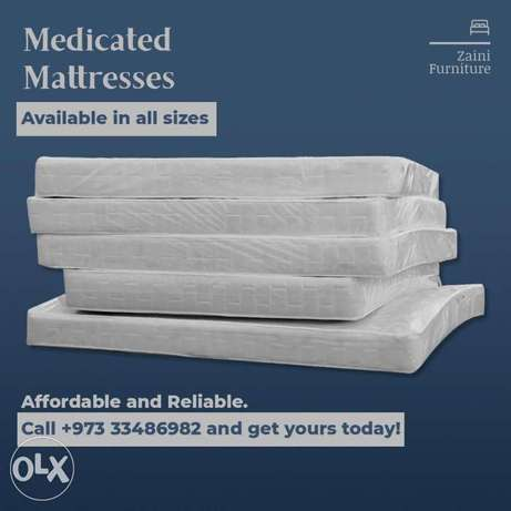 New medicated mattress for sale,,