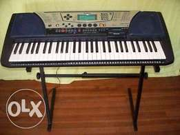 UK used Portable Yamaha Keyboard PSR 240 Pro