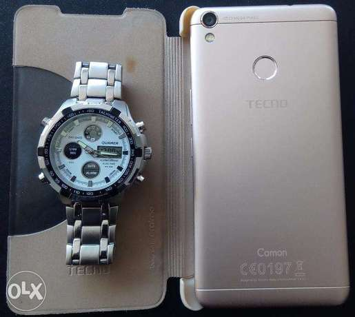 A+ condition 3 months old Tecno cx air on offer Nairobi West - image 6