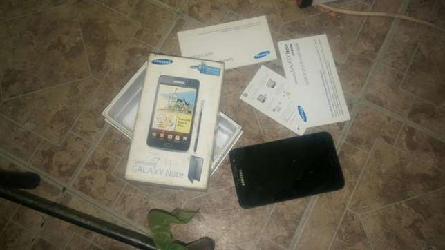 Samsung note 2 with box for sale in bloemfontein Brandwag - image 5