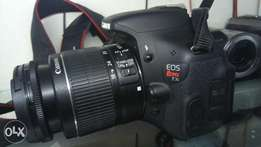 Canon T3i/600d