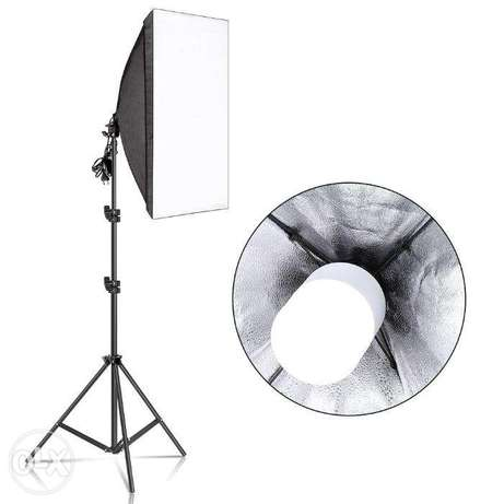 Studio Light Box with Stand | Brand New