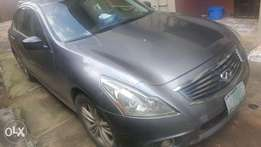 Sharp 2013 infiniti g37x sports for swap