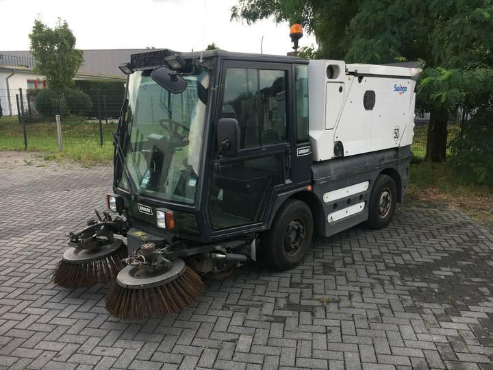 Schmidt Swingo Compact 200 EURO 5 Kehrmaschine