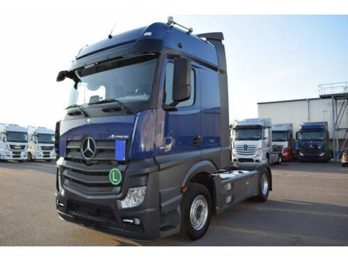 Mercedes-Benz Actros 1845 Bigspace 2Tanks / Leasing - 2014