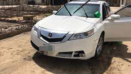 Acura TL (2010)firstbody