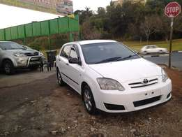 2004 toyota runx 160 rt for sale