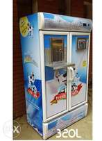 Milk ATM/milk vending machines .Milk Coolers