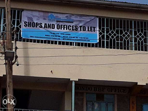 Shops and offices to let Kisumu CBD - image 1