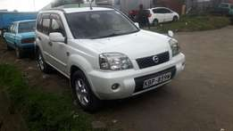 Powerful SUV. X-Trail. Very very clean! Yr 2004!