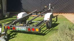 Single Jetski Trailer