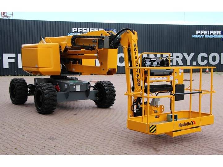 Haulotte HA16RTJPRO NEW / UNUSED, 16 m Working Height, Also - 2018 - image 9