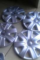1 set of polo wheel covers for sale